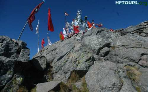 Deva Shirgula, chudeshawar mahadev,Sirmour district , Himachal Pradesh